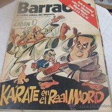 Coleccionismo deportivo: BARRABAS - AÑO III - NUMERO 69 - 22 ENERO 1974. Lote 23416922