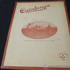 Coleccionismo deportivo: CATALUNYA SPORTIVA - AÑO V - Nº 165 - 11 FEBRERO 1920. Lote 26928417