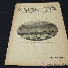 Coleccionismo deportivo: CATALUNYA SPORTIVA - AÑO IV - Nº 132 - 2 JULIO 1919. Lote 26251741