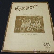 Coleccionismo deportivo: CATALUNYA SPORTIVA - AÑO V - Nº 171 - 23 MARZO 1920. Lote 205289826