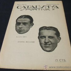 Coleccionismo deportivo: CATALUNYA SPORTIVA - AÑO IV - Nº 149 - 22 OCTUBRE 1919. Lote 27621638