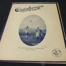 Coleccionismo deportivo: CATALUNYA SPORTIVA - AÑO V - Nº 172 - 30 MARZO 1920. Lote 205289858