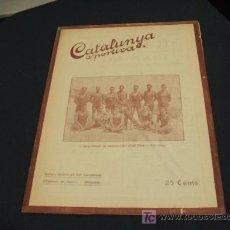 Coleccionismo deportivo: CATALUNYA SPORTIVA - ANY V - NUM. 196 - 14 SETEMBRE 1920. Lote 25990867