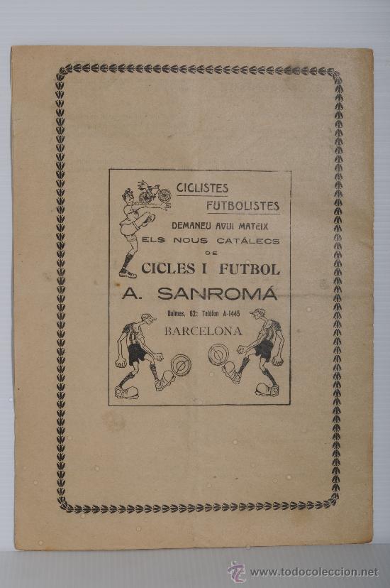 Coleccionismo deportivo: Revista Catalunya Sportiva. año IV Nº 112, Barcelona 22 de enero 1919 - Foto 2 - 25386693