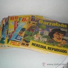 Coleccionismo deportivo: GRAN LOTE DE REVISTAS BARRABAS. Lote 31396701