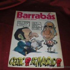 Coleccionismo deportivo: BARRABÁS 16 ABRIL 1964, NÚMERO 81. Lote 41542305