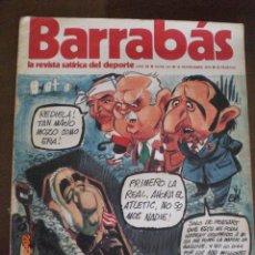 Collectionnisme sportif: BARRABAS Nº 111 - TORNEOS INTERNACIONALES: CAYÓ EL SEGUNDO. Lote 43743991