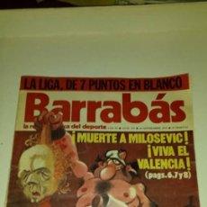Coleccionismo deportivo: BARRABÁS Nº 157 (AÑO 1975) - BUEN ESTADO. Lote 46037535