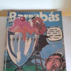 Coleccionismo deportivo: BARRABÁS, LA REVISTA SATÍRICA DEL DEPORTE. COLECCIÓN 26 NÚMEROS. DEL NUM. 136 AL NUM. 162. AÑO 1975. Lote 48714097
