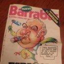 Coleccionismo deportivo: BARRABAS, REVISTA DEPORTIVA Nº 211 OCTUBRE 1976 CON POSTER DEL FC BARCELONA. Lote 48937508