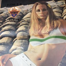 Coleccionismo deportivo: REVISTA BARRABAS Nº 18 CONTIENE POSTER CHICA SEXY ELCHE C.F EN MUY ESTADO . Lote 49528186