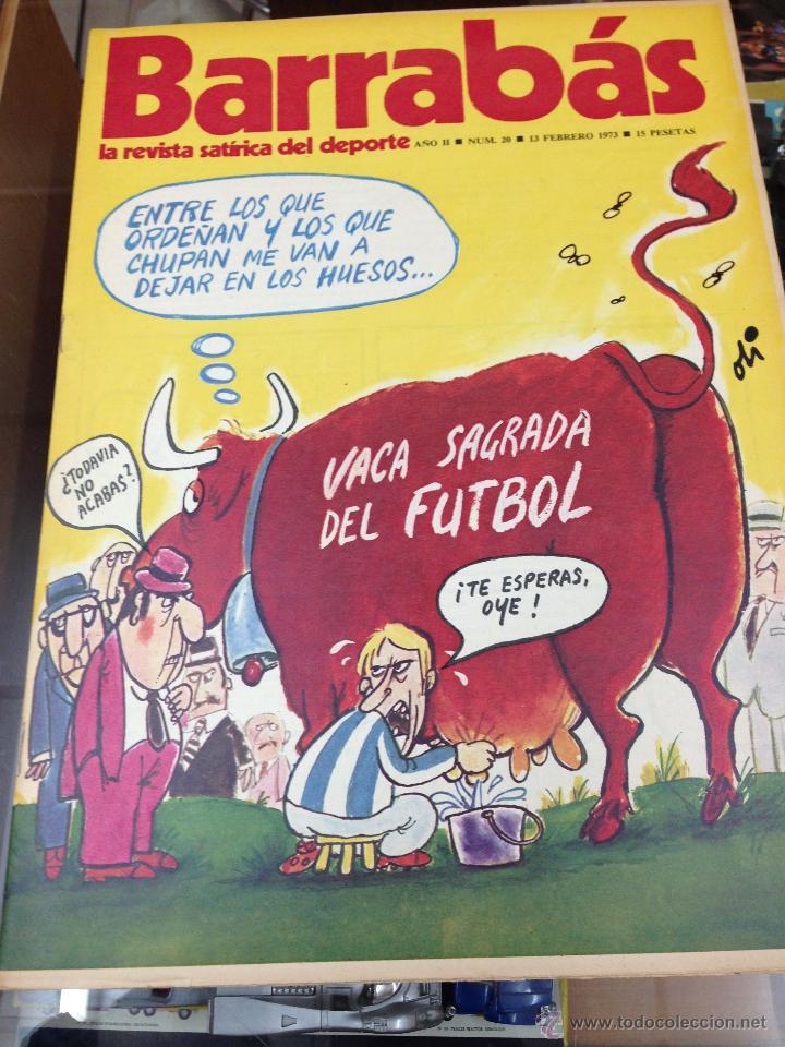 Coleccionismo deportivo: REVISTA BARRABAS Nº 20 CONTIENE POSTER CHICA SEXY GRANADA C.F EN MUY ESTADO - Foto 2 - 49528268