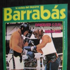 Collectionnisme sportif: REVISTA - BARRABAS - Nº 238 - CON POSTER CENTRAL JAMES HUNT - 1977.. Lote 56241666