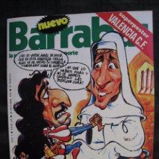 Coleccionismo deportivo: REVISTA - NUEVO BARRABAS - Nº 212 - CON POSTER CENTRAL VALENCIA C.F. - 1976.. Lote 56728494