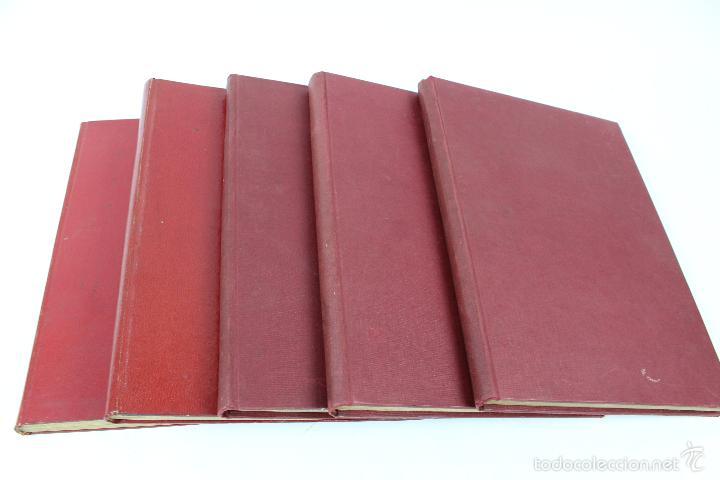 Coleccionismo deportivo: L-3872. REVISTA BARRABÁS ENCUADERNADA. 5 TOMOS. AÑOS 1972 A 1974. DESDE NUMERO 1. - Foto 2 - 57102255