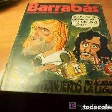Coleccionismo deportivo: BARRABAS ( CON EL POSTER CENTRAL ) Nº 76. Lote 96590151
