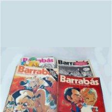 Coleccionismo deportivo: LOTE 209 N°S BARRABAS REVISTA SATIRICA DEL DEPORTE 1972. Lote 118055184