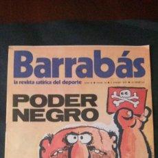 Coleccionismo deportivo: BARRABAS 14-1973. Lote 135908454