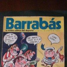 Coleccionismo deportivo: BARRABAS 16-1973. Lote 135908542