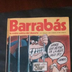 Coleccionismo deportivo: BARRABAS 22-1973. Lote 135908894
