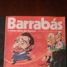 Coleccionismo deportivo: BARRABAS 28-1973. Lote 135909862