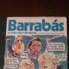 Coleccionismo deportivo: BARRABAS 29-1973. Lote 135909898