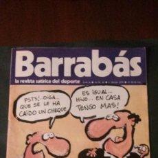 Coleccionismo deportivo: BARRABAS 31-1973. Lote 135909986