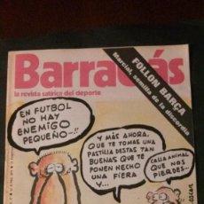 Coleccionismo deportivo: BARRABAS 37-1973. Lote 135910758