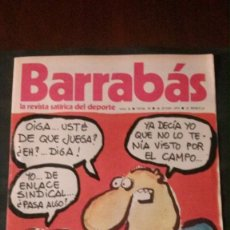 Coleccionismo deportivo: BARRABAS 39-1973. Lote 135910846
