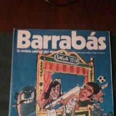 Coleccionismo deportivo: BARRABAS 49-1973. Lote 135910942