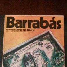 Coleccionismo deportivo: BARRABAS 50-1973. Lote 135911050