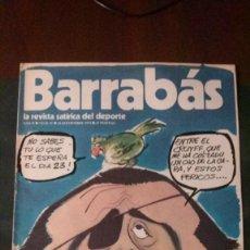Coleccionismo deportivo: BARRABAS 51-1973. Lote 135911118