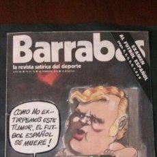 Coleccionismo deportivo: BARRABAS 74-1974. Lote 135912042