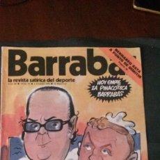 Coleccionismo deportivo: BARRABAS 75-1974. Lote 135912086