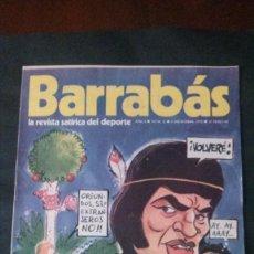 Coleccionismo deportivo: BARRABAS 10-1972. Lote 142503962