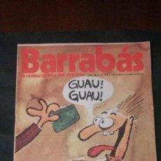 Coleccionismo deportivo: BARRABAS 13-1972. Lote 142504098