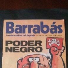 Coleccionismo deportivo: BARRABAS 14-1973. Lote 142504190