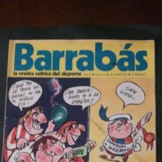 Coleccionismo deportivo: BARRABAS 16-1973. Lote 142504306