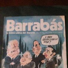 Coleccionismo deportivo: BARRABAS 24-1973. Lote 142504910