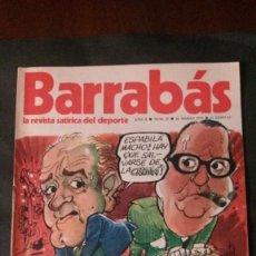 Coleccionismo deportivo: BARRABAS 25-1973. Lote 142504962