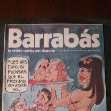Coleccionismo deportivo: BARRABAS 26-1973. Lote 142505018