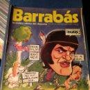 Coleccionismo deportivo: REVISTA BARRABÁS (REVISTASATÍRICA DEL DEPORTE)- N°10, 1972.. Lote 149732985