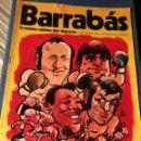 Coleccionismo deportivo: REVISTA BARRABÁS (REVISTASATÍRICA DEL DEPORTE)- N°4, 1972.. Lote 149734376