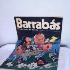 Coleccionismo deportivo: REVISTA BARRABÁS. AÑO II N 27. 1973. Lote 232044930