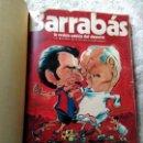 Coleccionismo deportivo: TOMO REVISTAS BARRABAS 10 PRIMEROS NÚMEROS. Lote 158322550