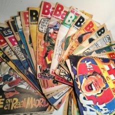 Coleccionismo deportivo: LOTE 39 REVISTAS BARRABAS, AÑOS 70,CON POSTERS,ENVIO GRATIS INCLUIDO. Lote 165352870