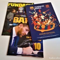Collectionnisme sportif: REVISTAS ACTUALES DEL CLUB DE FOTBOL BARCELONA. Lote 178672188