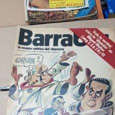 Coleccionismo deportivo: REVISTA BARRABAS 22 ENERO 1974 KARATE EN EL REAL MADRID. Lote 180110323