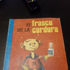 Coleccionismo deportivo: CUENTOS PARA NIÑOS EL FRASCO DE LA CORDURA NUMERO 4. Lote 191656373