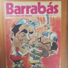 Coleccionismo deportivo: BARRABAS 41, 10 JULIO 1973. LA REVISTA SATIRICA DEL DEPORTE. CICLISMO TOUR DE FRANCIA.... Lote 199791365